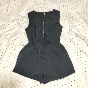 Cute Navy Romper